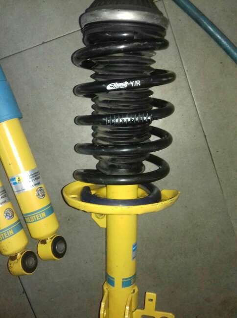 Imagen Kit Suspension Blistein B12 Astra H
