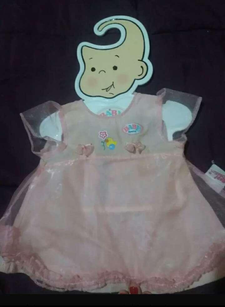 Imagen producto Vestido baby born 4