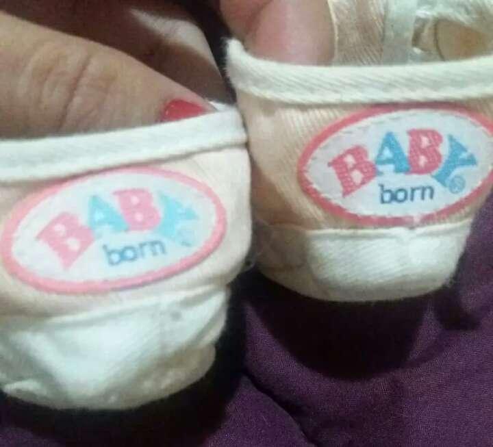 Imagen producto Vestido baby born 3