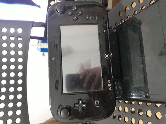 Imagen producto Wii u con Mario Kart 8 y minacraft descargados  2