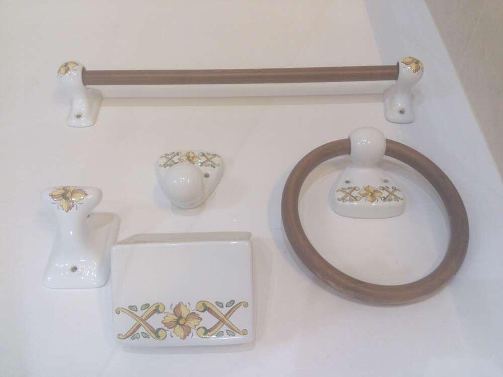 Imagen preciosos conjuntos accesorios baño15€ cada conjunto