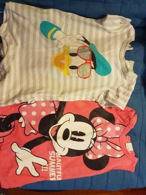 Imagen producto Pijamas disney talla 9 meses 3