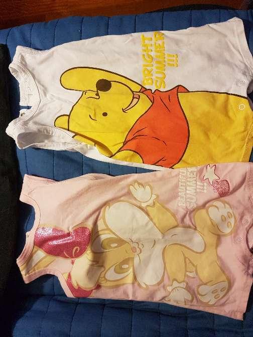 Imagen producto Pijamas disney talla 9 meses 2