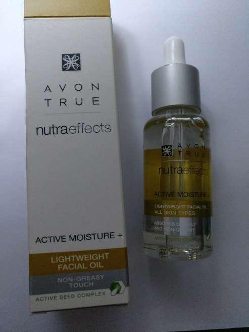 Imagen producto Aceite ligero para rostro 1