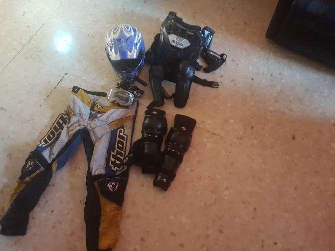Imagen Traje completo de moto