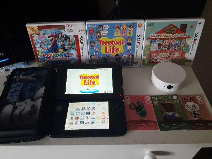Imagen producto Nintendo 3ds xl nueva  1