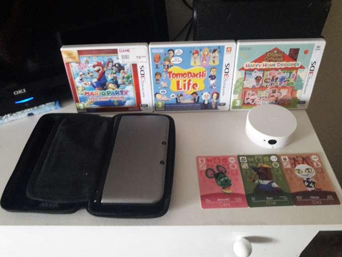 Imagen producto Nintendo 3ds xl nueva  2