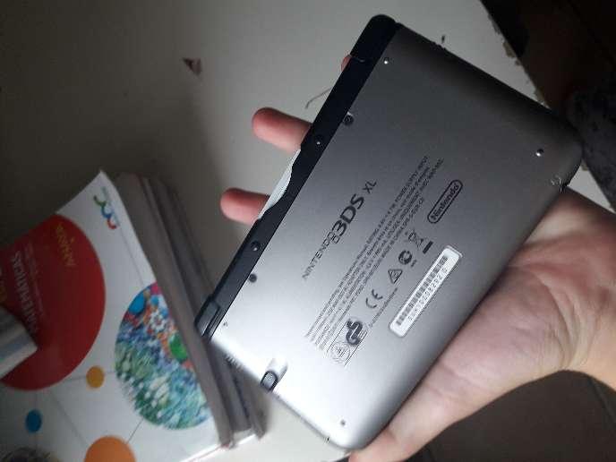 Imagen producto Nintendo 3ds xl nueva  4