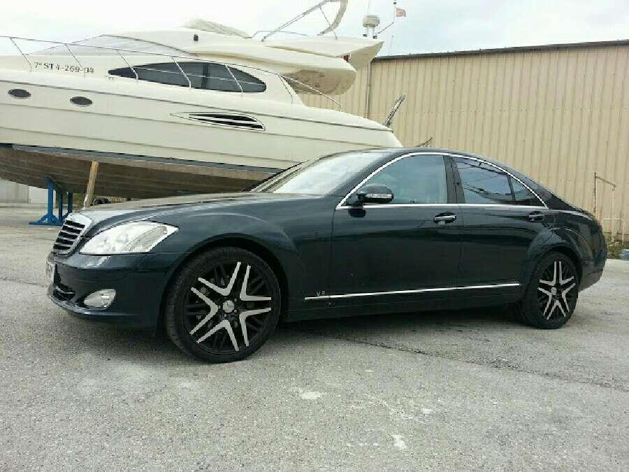 Imagen Mercedes Benz clase s 420cdi v8