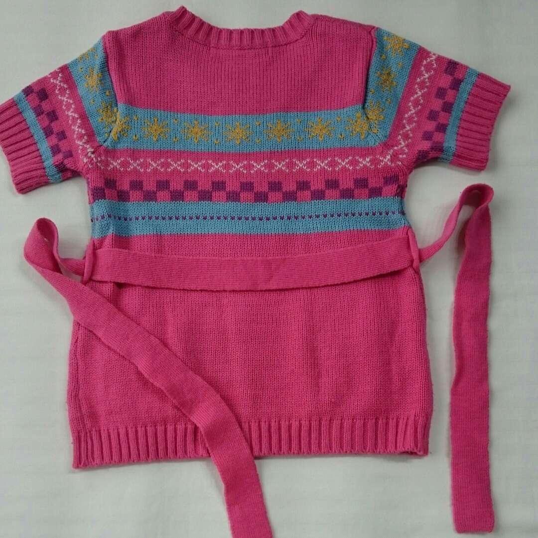 Imagen producto NUEVO vestido punto rosa  3