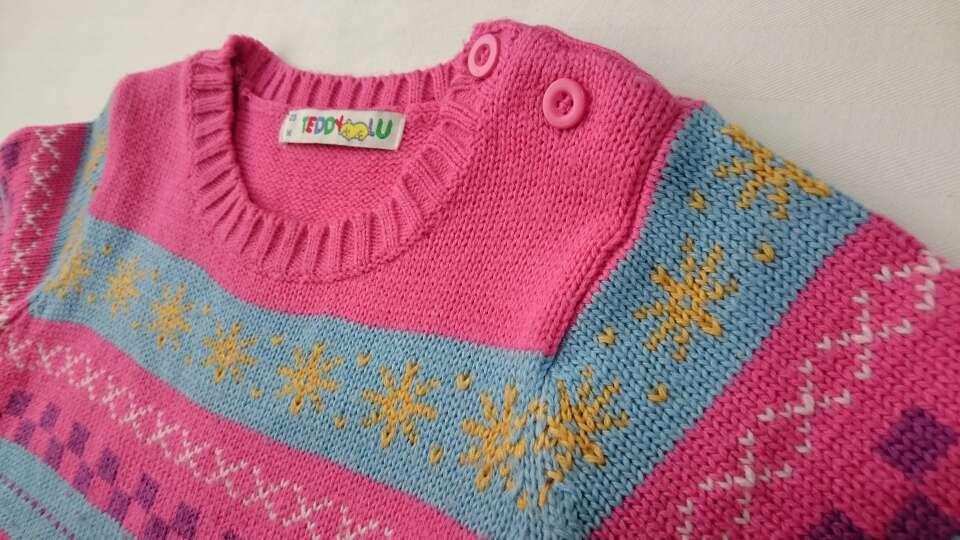 Imagen producto NUEVO vestido punto rosa  2