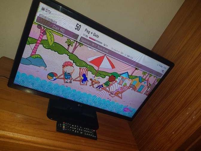 Imagen LG LED TV 24