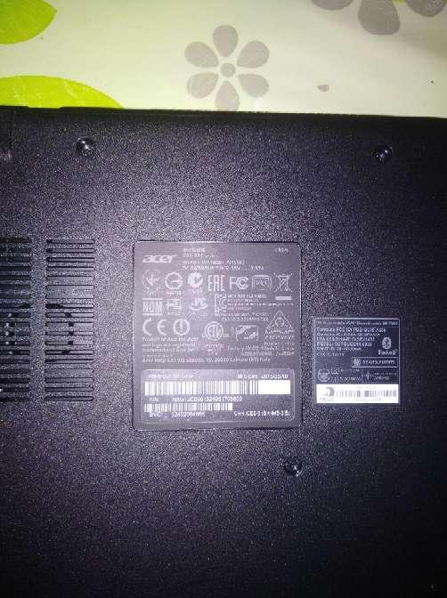 Imagen producto Vendo portátil acer nuevo sin estrenar  2