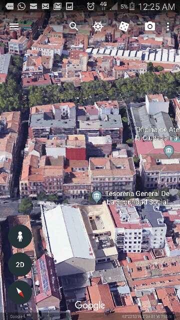 Imagen Local Avda De la Albufera Vallecas