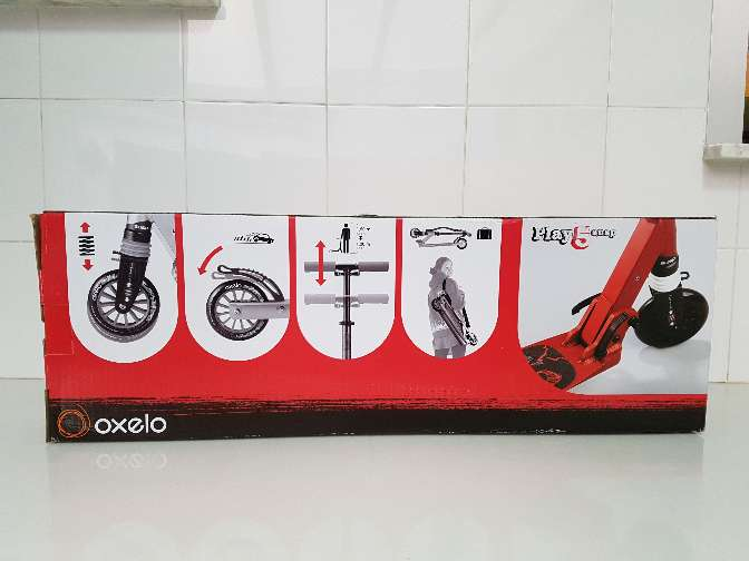 Imagen producto Patinete Oxelo 4