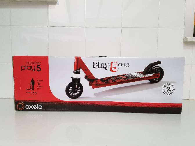 Imagen producto Patinete Oxelo 3