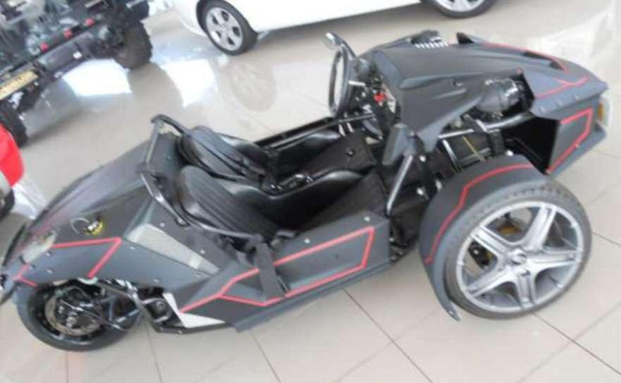 Imagen producto Trike roadster 2