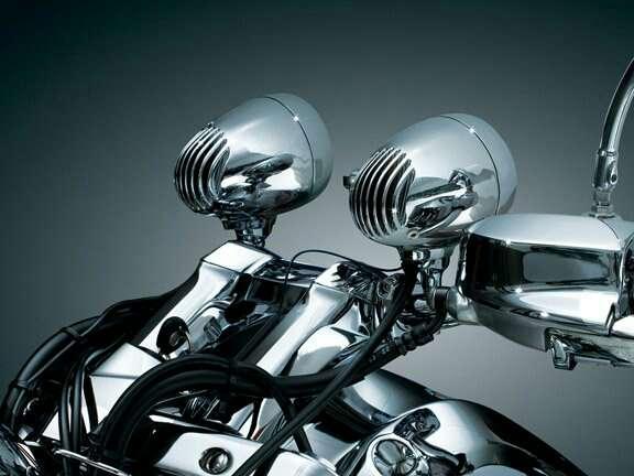 Imagen equipo de sonido para motocicleta