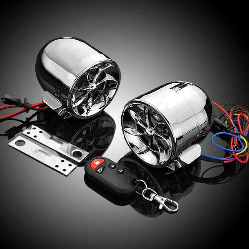 Imagen producto Equipo de sonido para motocicleta 3