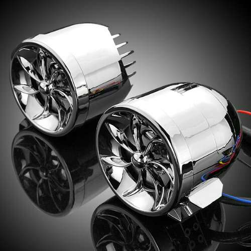 Imagen producto Equipo de sonido para motocicleta 4