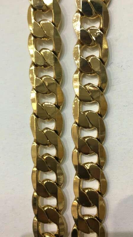 Imagen producto Oro golfi es un material que nunca se pone negro nunca cambia el color 3