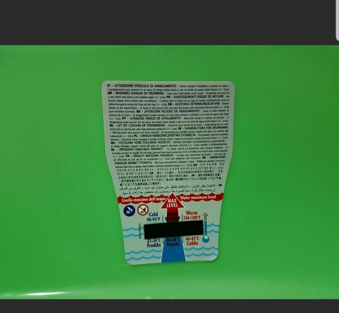 Imagen producto Bañera para bebé  3
