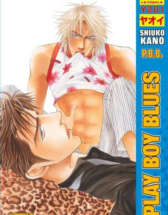 Imagen Manga Yaoi Play Boys Blue