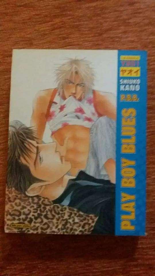 Imagen producto Manga Yaoi Play Boys Blue 2