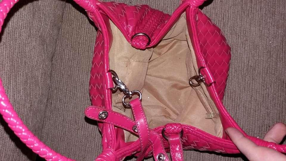 Imagen producto Bolso rosa 2