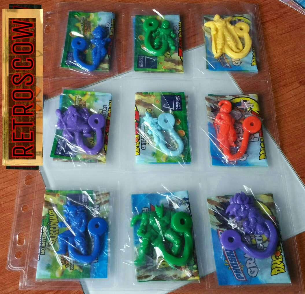 Imagen producto Dragon ball colección completa phoskitos 1