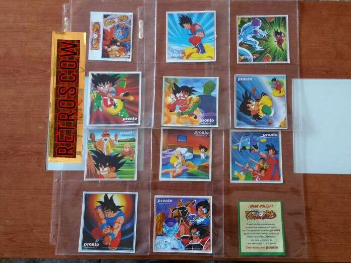Imagen Dragon ball colección completa revista pronto