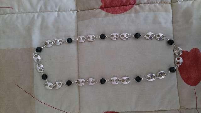 Imagen Collar largo con piedras