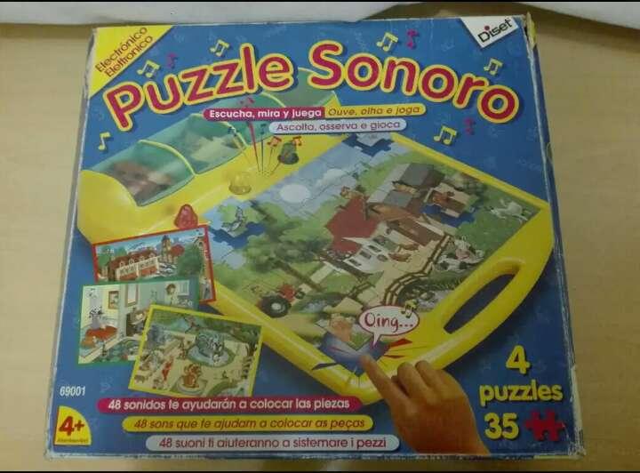 Imagen 4 puzzles sonoros