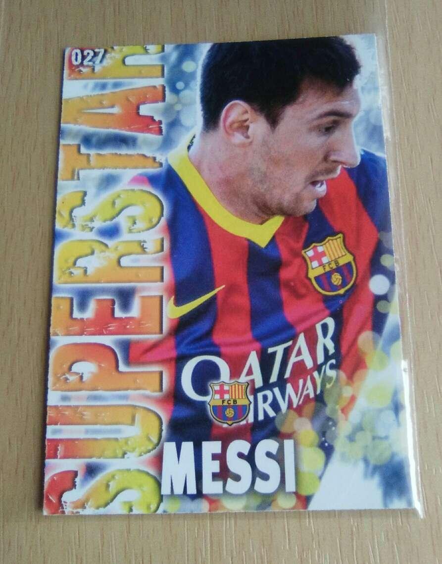 Imagen Cromo de Messi