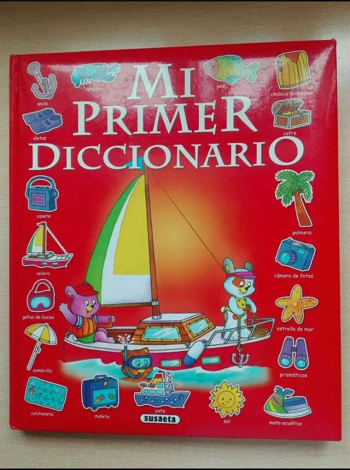 Imagen Mi primer diccionario