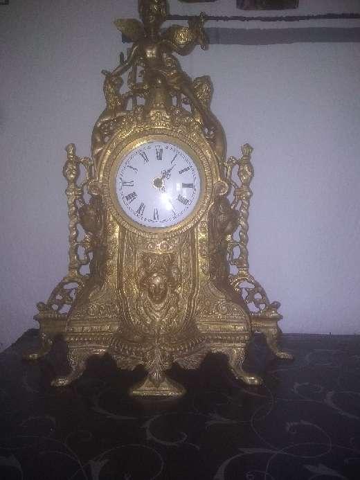 Imagen reloj bronce