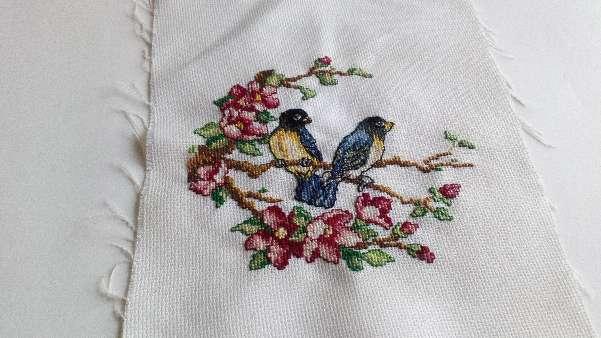 Imagen Cuadro de pájaros