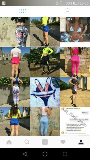 Imagen leggins, vestido, bikini, tops,short