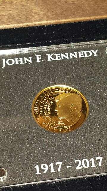 Imagen producto JFK 100 aniversario 1917 - 2017  2