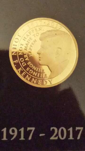 Imagen producto JFK 100 aniversario 1917 - 2017  3