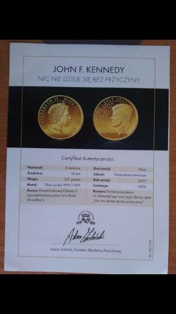 Imagen producto JFK 100 aniversario 1917 - 2017  5