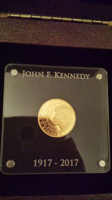 Imagen producto JFK 100 aniversario 1917 - 2017  6