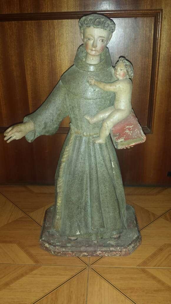 Imagen producto San Antonio de Padua y el niño  2