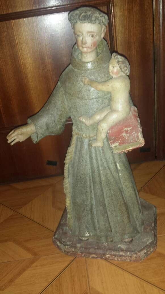 Imagen producto San Antonio de Padua y el niño  4