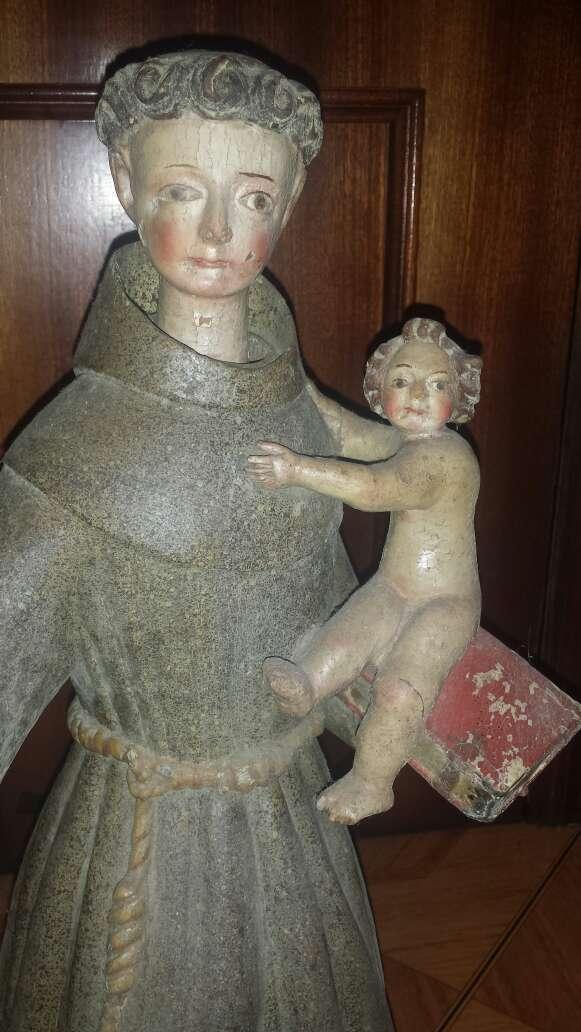 Imagen producto San Antonio de Padua y el niño  5