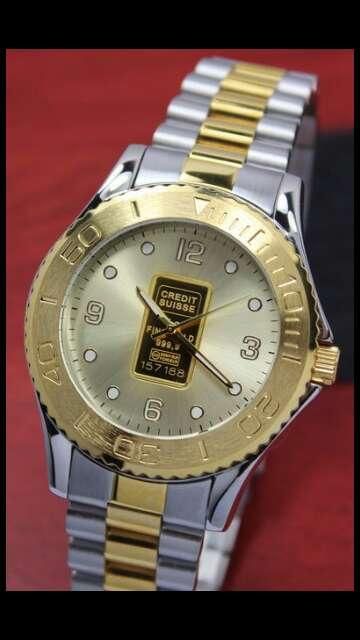 Imagen producto Reloj con lingote de oro puro 999  4