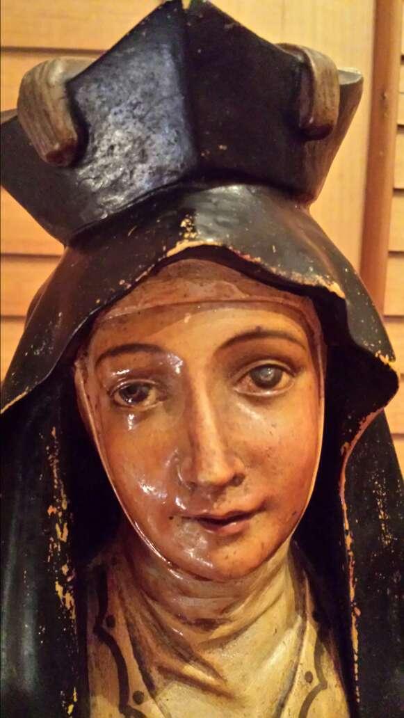 Imagen Santa Teresa de Jesús ( Ávila) 1880