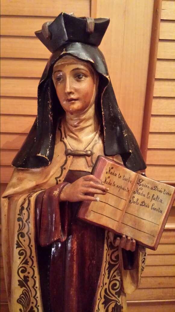 Imagen producto Santa Teresa de Jesús ( Ávila) 1880 8