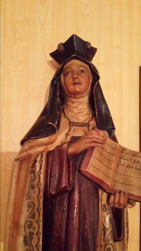 Imagen producto Santa Teresa de Jesús ( Ávila) 1880 9