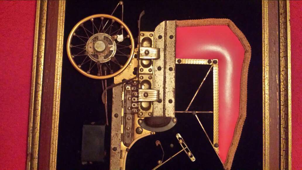 Imagen producto Cuadro DODGE 1923  7